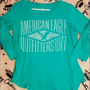 American Eagle Outfitters Women's Favorite Tee